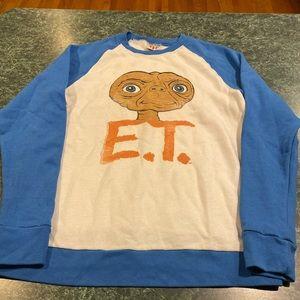 E.T. Extra Terrestrial Junk Food Women Sweatshirt